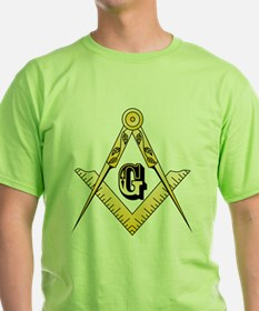 square compasses T-Shirt