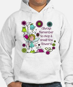 Smell the Flowers Hoodie