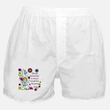 Smell the Flowers Boxer Shorts