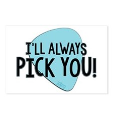 Ill Always Pick You Postcards (Package of 8)