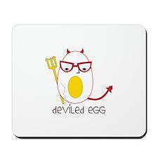 Deviled Egg Mousepad