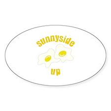 Sunnyside Up Decal