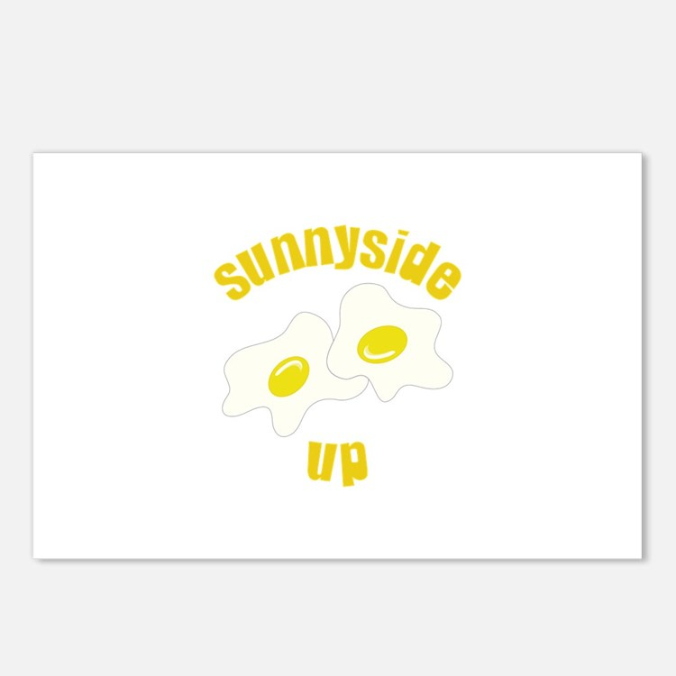 Sunnyside Up Postcards (Package of 8)