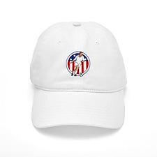 Go USA Soccer Baseball Baseball Baseball Cap