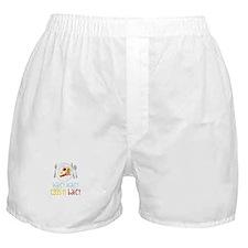 Wakey Wakey Eggs'n Bakey Boxer Shorts