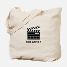 Future Movie Star Tote Bag