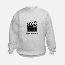 Future Movie Star Sweatshirt