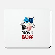 Movie Buff Mousepad