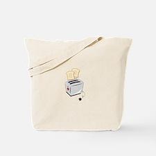 Toaster Tote Bag