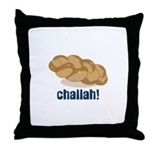Challah! Throw Pillow