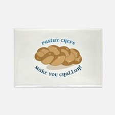 Pastry Chefs Make You Challah! Magnets