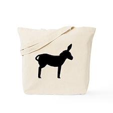 Mule Silhouette Tote Bag