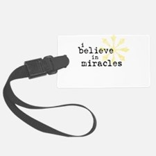 believemiracles-10x10.png Luggage Tag