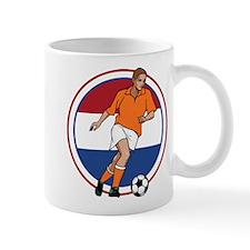 GO Holland Netherlands soccer design Mug