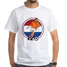 GO Holland Netherlands soccer design Shirt