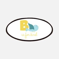 B Is For Bird Patches