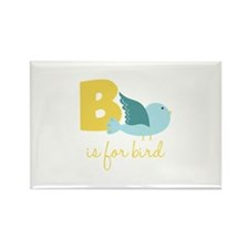 B Is For Bird Magnets