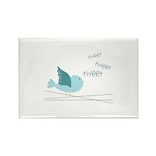 Tweet Tweet Tweet Magnets