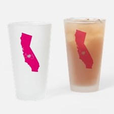 CALIFORNIA 805 Drinking Glass