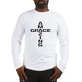 Amazing grace Long Sleeve T-shirts
