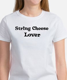 String Cheese lover Tee