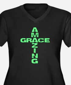 Amazing Grace Plus Size T-Shirt