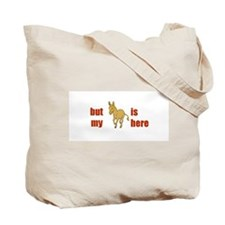 Homesick for North Dakota Tote Bag