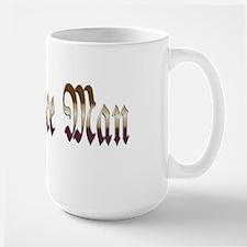 Renaissance Man Large Mug