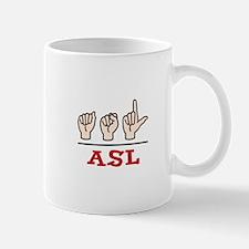 ASL Mugs