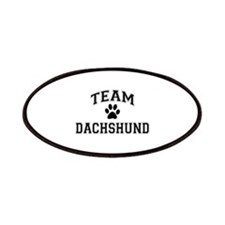 Team Dachshund Patches