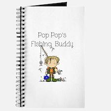 Pop Pop's Fishing Buddy Journal