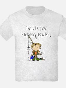 Pop Pop's Fishing Buddy T-Shirt