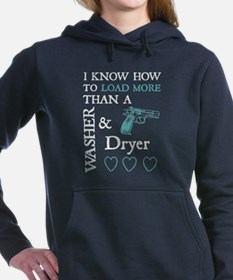 washeranddryer Women's Hooded Sweatshirt