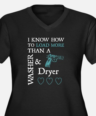 washeranddryer Plus Size T-Shirt