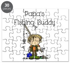 Papa's Fishing Buddy Puzzle