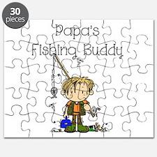 Papa's Fishing Buddy Puzzle