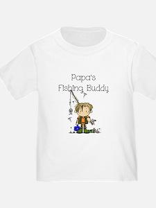 Papa's Fishing Buddy T