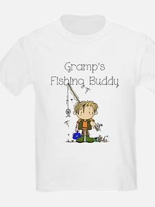 Gramp's Fishing Buddy T-Shirt