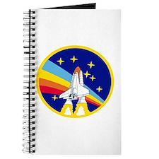 Rainbow Rocket Journal