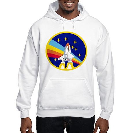 Rainbow Rocket Hoodie