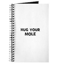 hug your mole Journal
