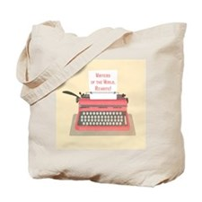 Writers Of The World Tote Bag