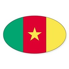 Cameroon Decal