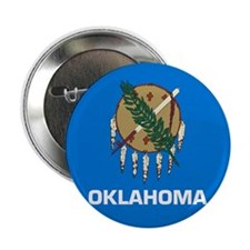 """OK 2.25"""" Button (100 pack)"""