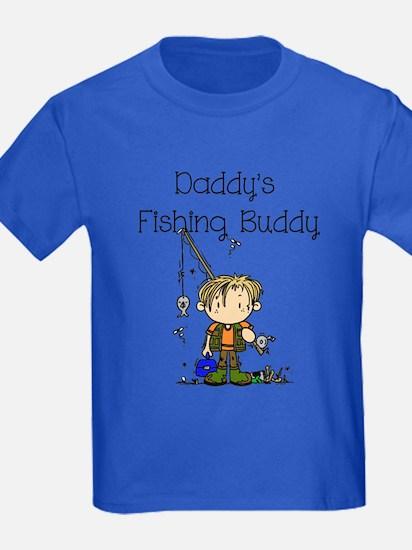 Daddy's Fishing Buddy T