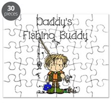 Daddy's Fishing Buddy Puzzle