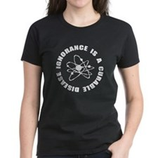 Education cures ignorance T-Shirt