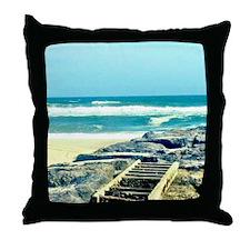 Cute Long island Throw Pillow