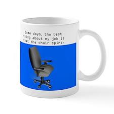 Chair Spins Mugs