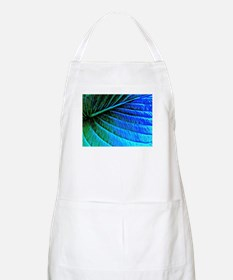 Abstracted Leaf Apron